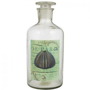 French Glass Bottle