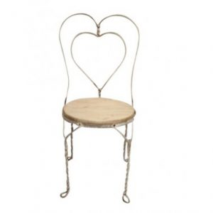 Florentine Heart Chair