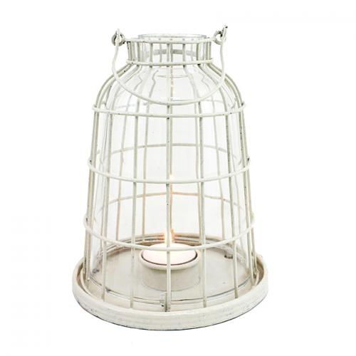 Hanging Cage Tealight Holder