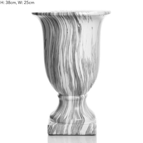 Gorgeous marble vase